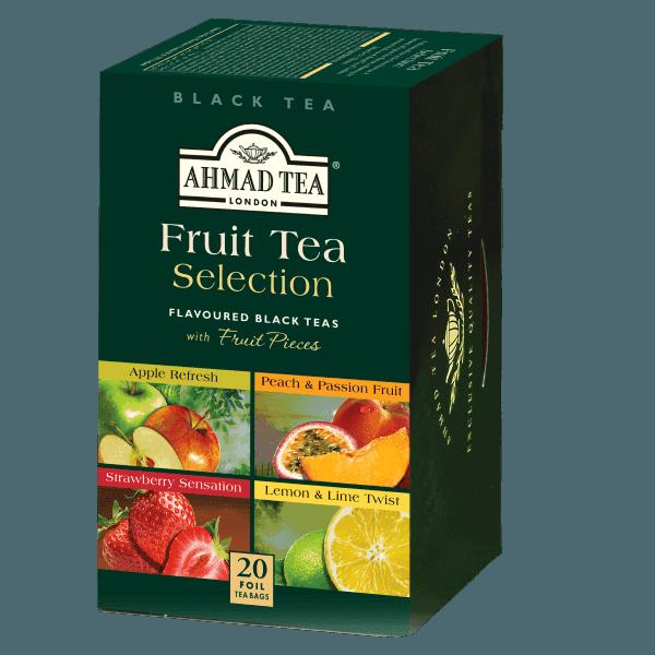 Black Fruit Tea | Ahmad Tea