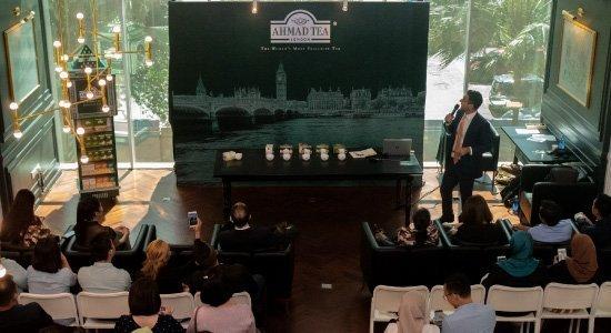 Ahmad Tea Events in Malaysia