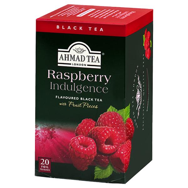 raspberry fruit tea